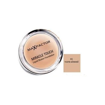 Max Factor Foundation Miracle Touch 45