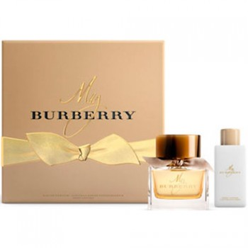 My Burberry Gift Set Eau de Parfum 50 ml + Body Milk