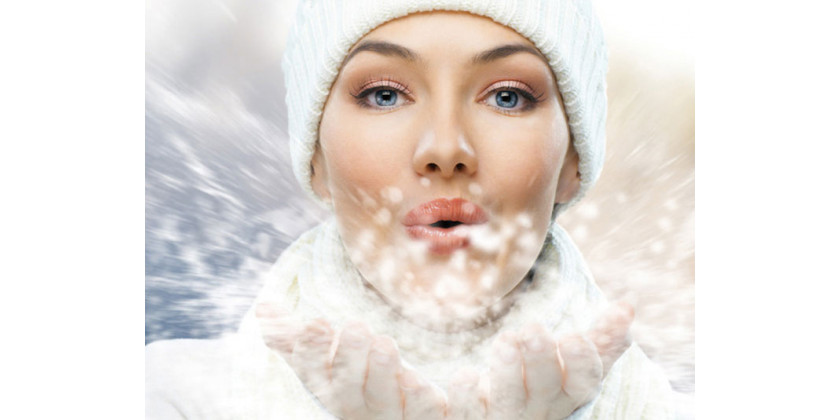 Take care of your skin in winter!