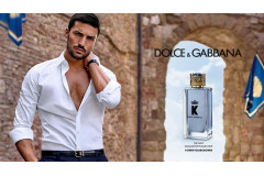 K by Dolce & Gabbana, the most anticipated men's perfume