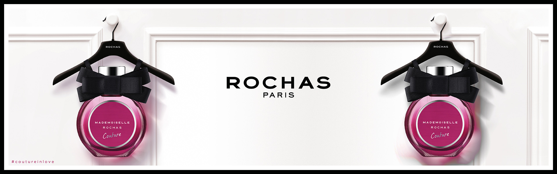 Discover Rochas Mademoiselle Couture, the new perfume for her