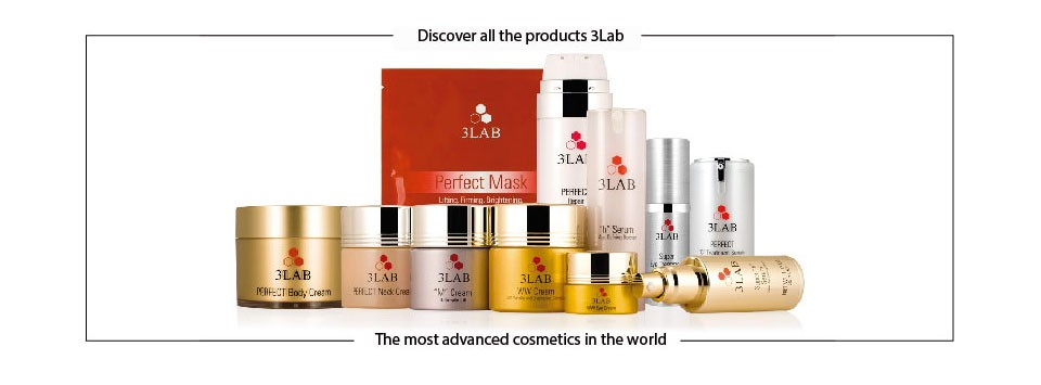 Discover the brand 3LAB