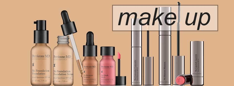 Shop online the new make up Perricone